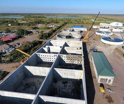 Brevard County South Central Regional Wastewater Facility Expansion