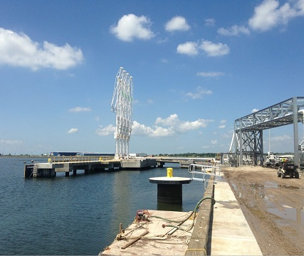 Port Tampa Bay Petroleum Improvements