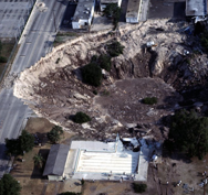 Sinkhole Investigation and Evaluation Example